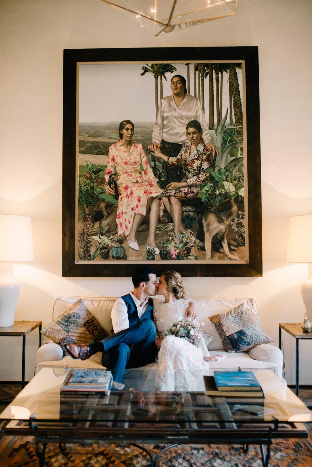 boda civil en hacienda san rafael 17 - La Boda Civil de Géraldine y Jan en Hacienda San Rafael