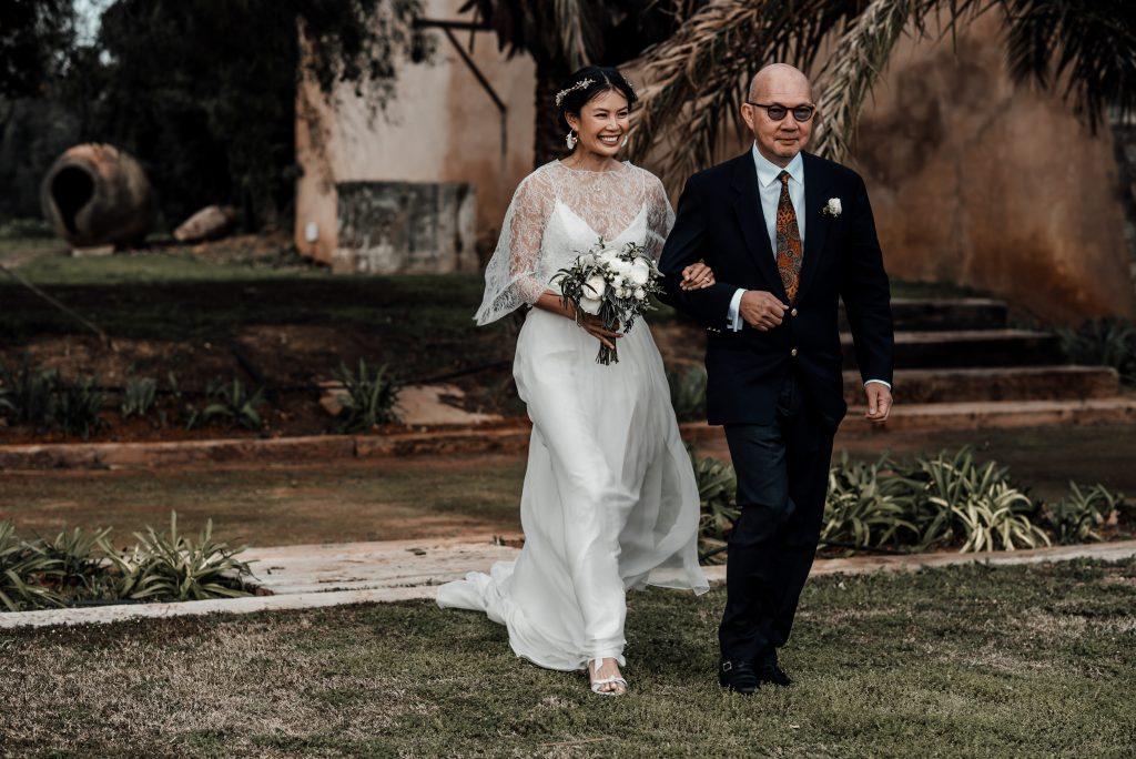 ceremonia bilingüe en Sevilla Kim y Xavier (61)