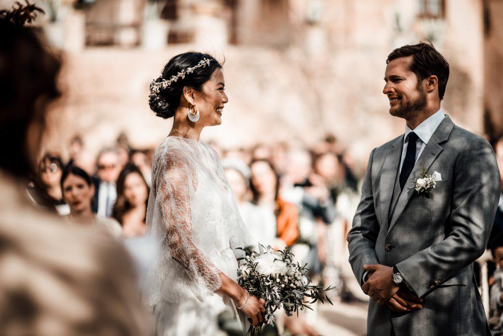 Bilingual wedding in Seville /  Boda bilingue en Sevilla