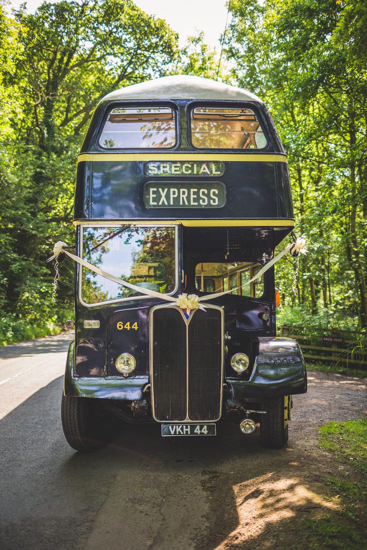 autobus para bodas