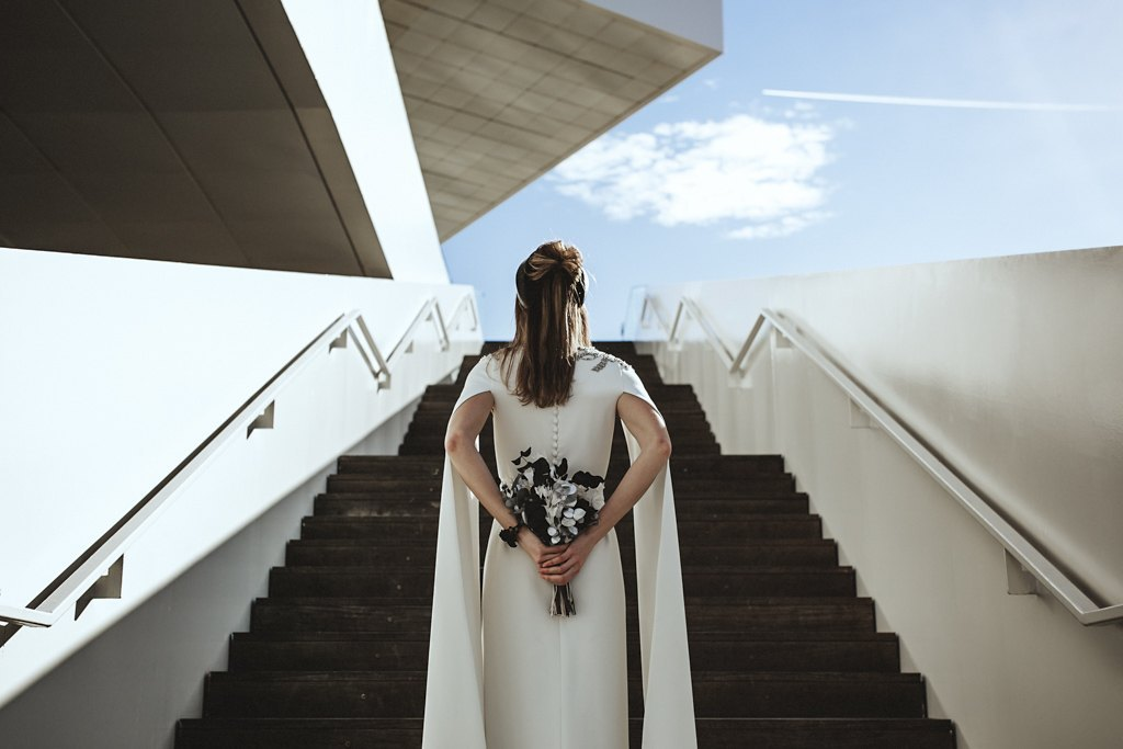 Inspiración boda futurista 15 - Editorial Futuro Efímero