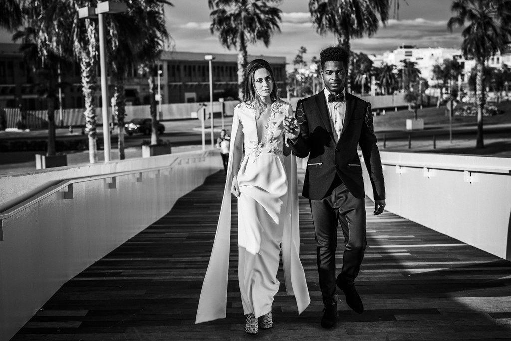 Inspiración boda futurista 16 - Editorial Futuro Efímero