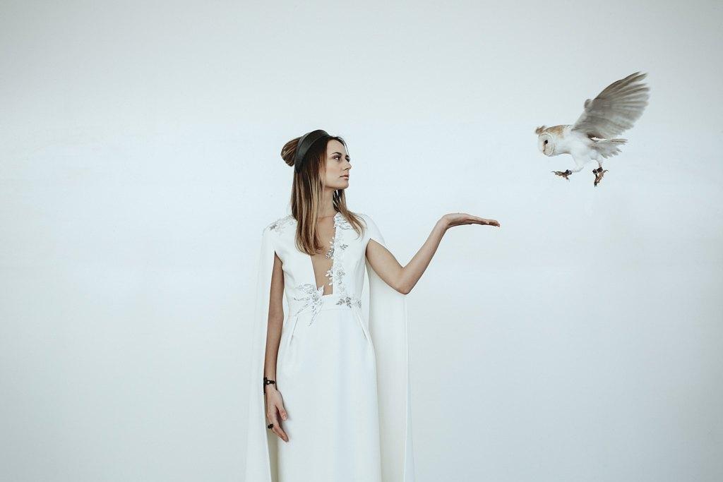 Inspiración boda futurista 8 - Editorial Futuro Efímero