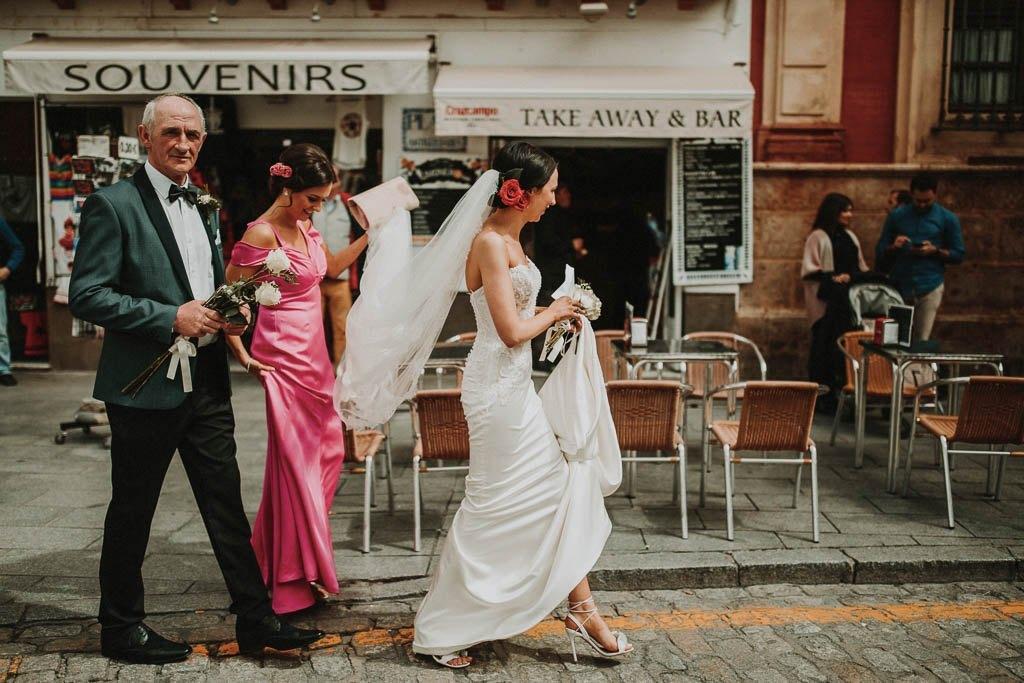 Irish wedding Hotel Alfonso 13 Seville 14 - La Boda Irlandésa de Ciara y Ciaran en Hotel Alfonso XIII