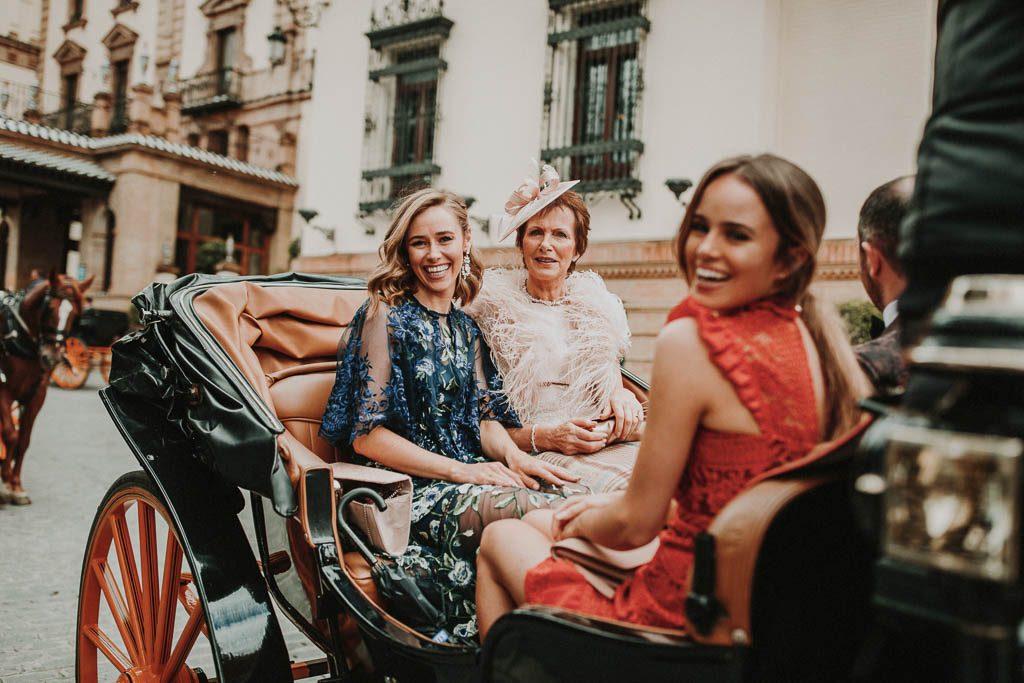 Irish wedding Hotel Alfonso 13 Seville 19 - 26 Errores de los Invitados más Comunes que se Pueden Evitar
