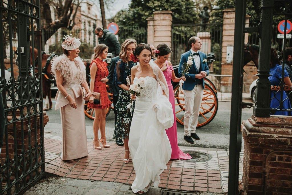 Irish wedding Hotel Alfonso 13 Seville 21 - La Boda Irlandésa de Ciara y Ciaran en Hotel Alfonso XIII