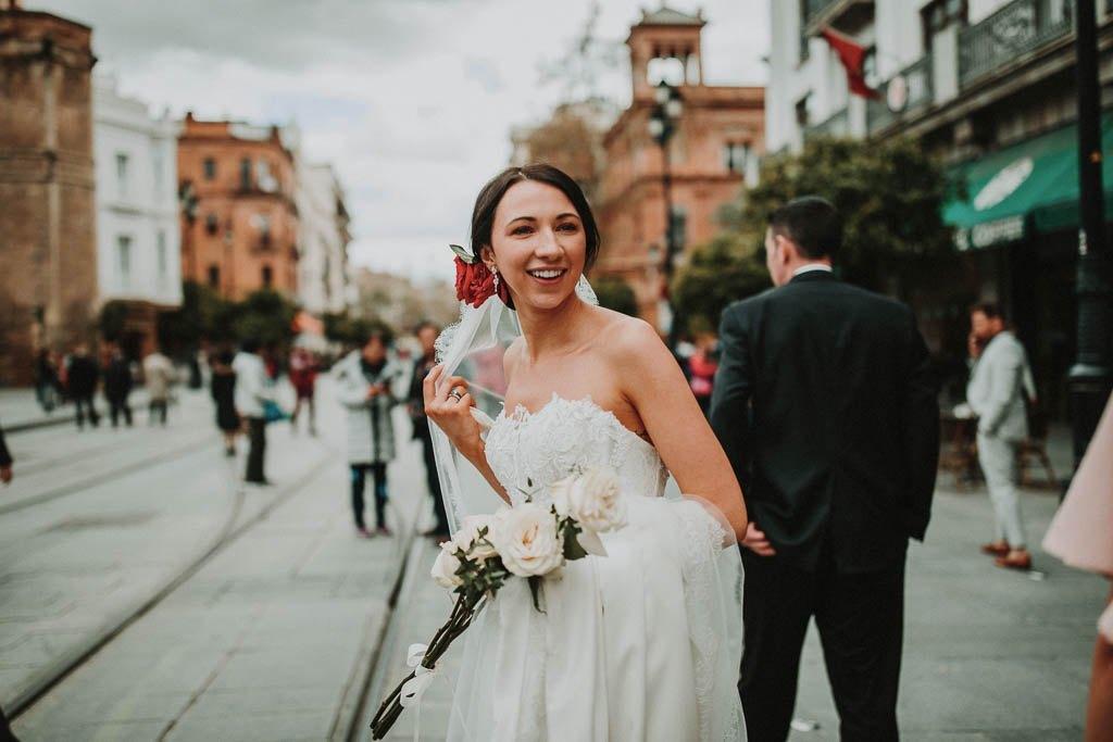 Irish wedding Hotel Alfonso 13 Seville 26 - La Boda Irlandésa de Ciara y Ciaran en Hotel Alfonso XIII
