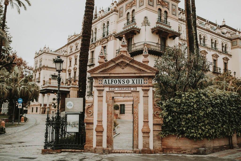 Irish wedding Hotel Alfonso 13 Seville 3 - La Boda Irlandésa de Ciara y Ciaran en Hotel Alfonso XIII