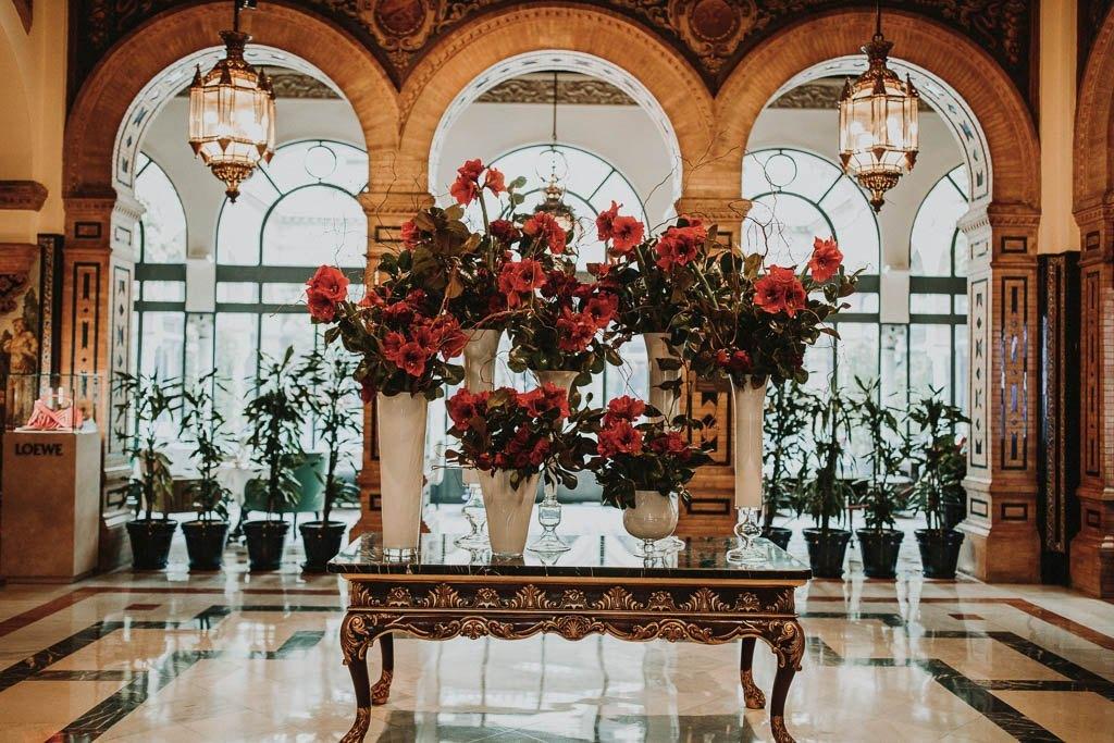 Irish wedding Hotel Alfonso 13 Seville 4 - La Boda Irlandésa de Ciara y Ciaran en Hotel Alfonso XIII