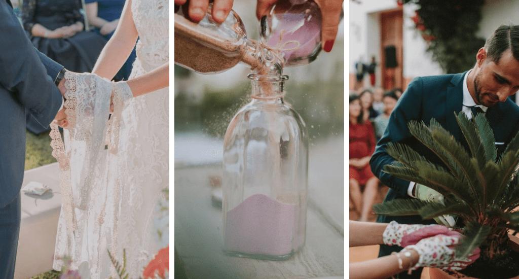 Rituales simbólicos para ceremonias civiles