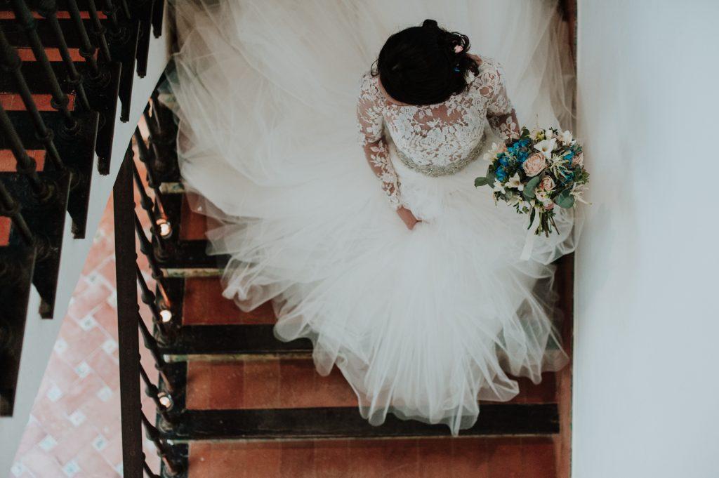 Boda Delphine y Rafa en Cortijo Esparragal 7 - Una Boda de Princesa con Aires Andaluzas