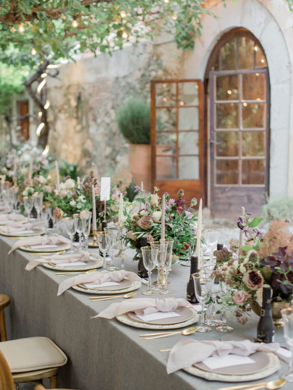 Organizar el banquete de una boda - Consejos Para Organizar tu Boda sin Morir en el Intento