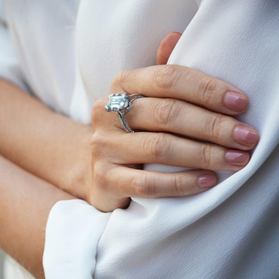 anillo de compromiso con diamante Beaprincess 1 - La Historia Real del Anillo de Pedida de Marta