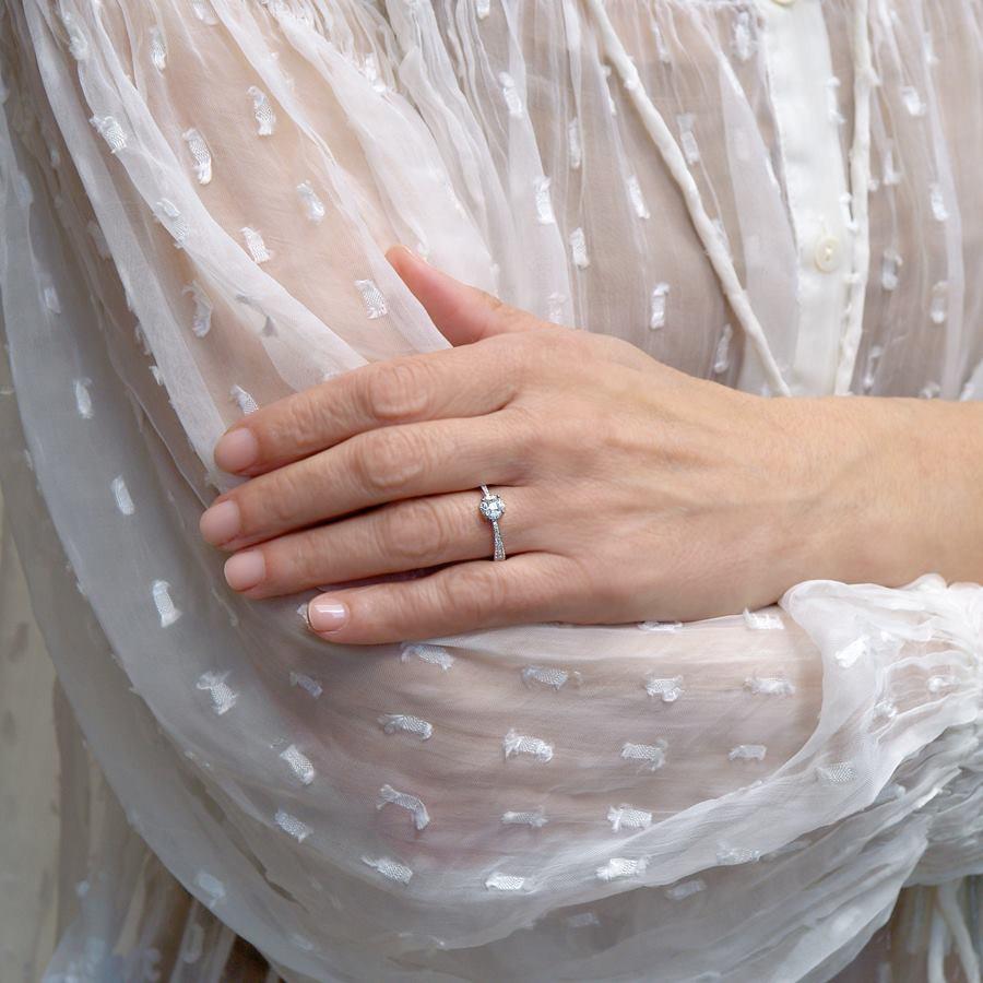 anillo de compromiso con diamante Beaprincess (2)