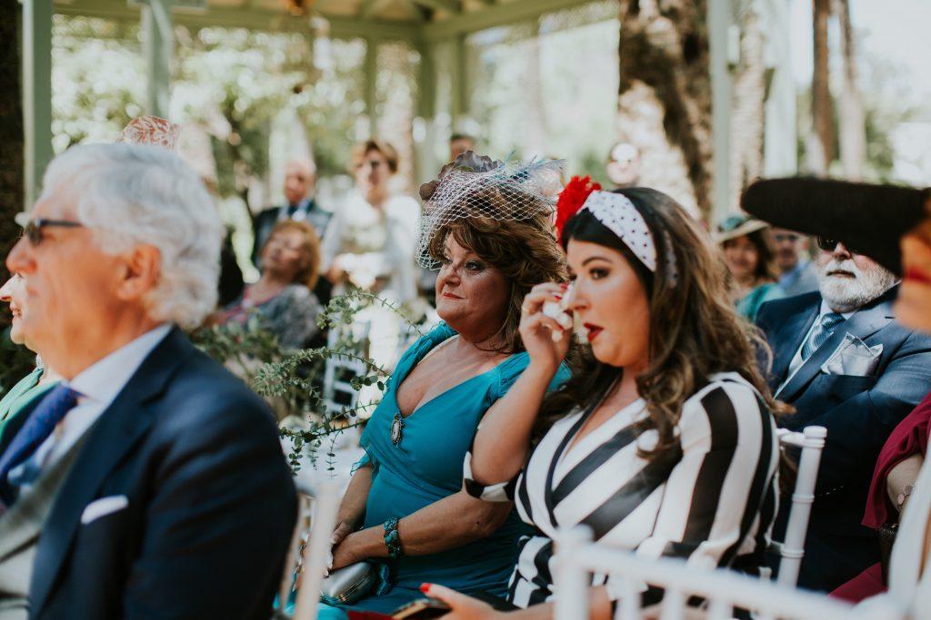 CEREMONIA121de270 - The Romantic Wedding of María and Javier