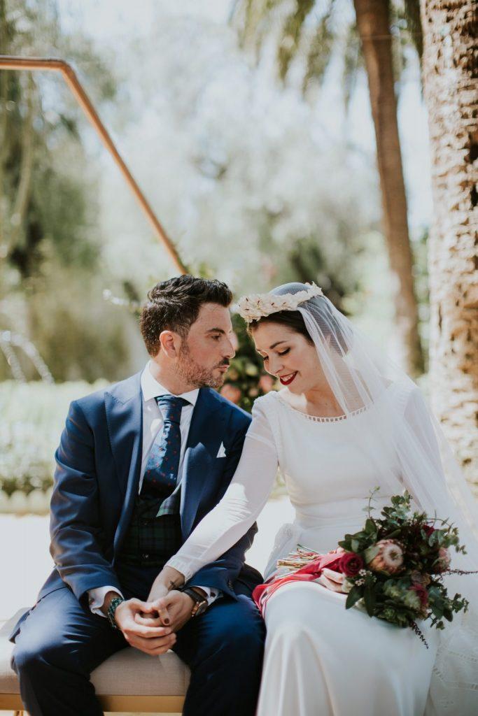 CEREMONIA36de270 - The Romantic Wedding of María and Javier