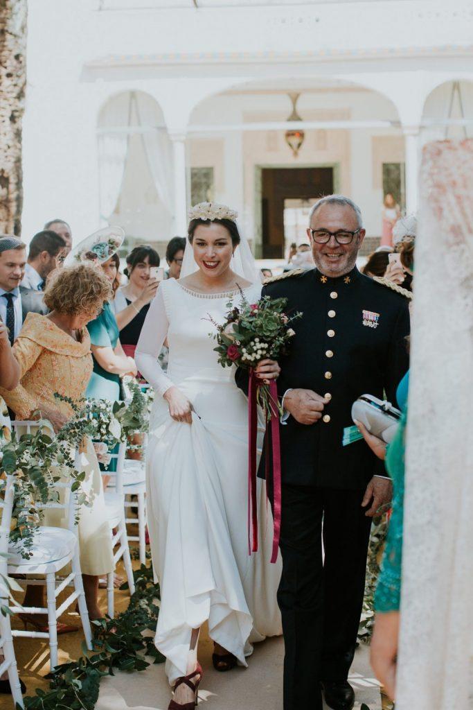 CEREMONIA7de270 - The Romantic Wedding of María and Javier