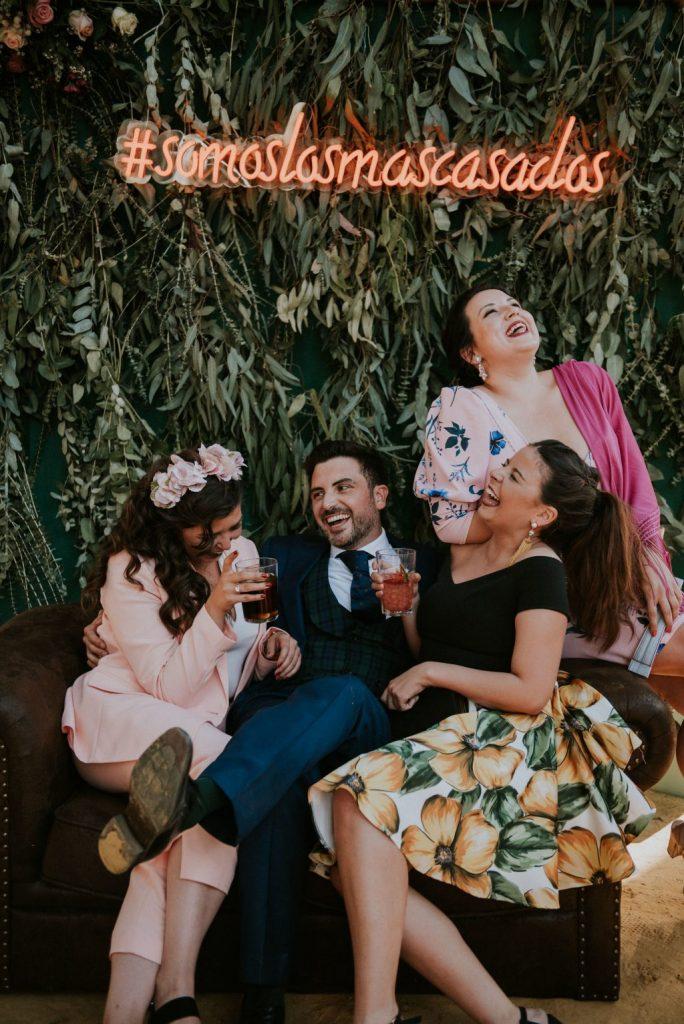 COMIDABARRALIBRE206de448 - The Romantic Wedding of María and Javier