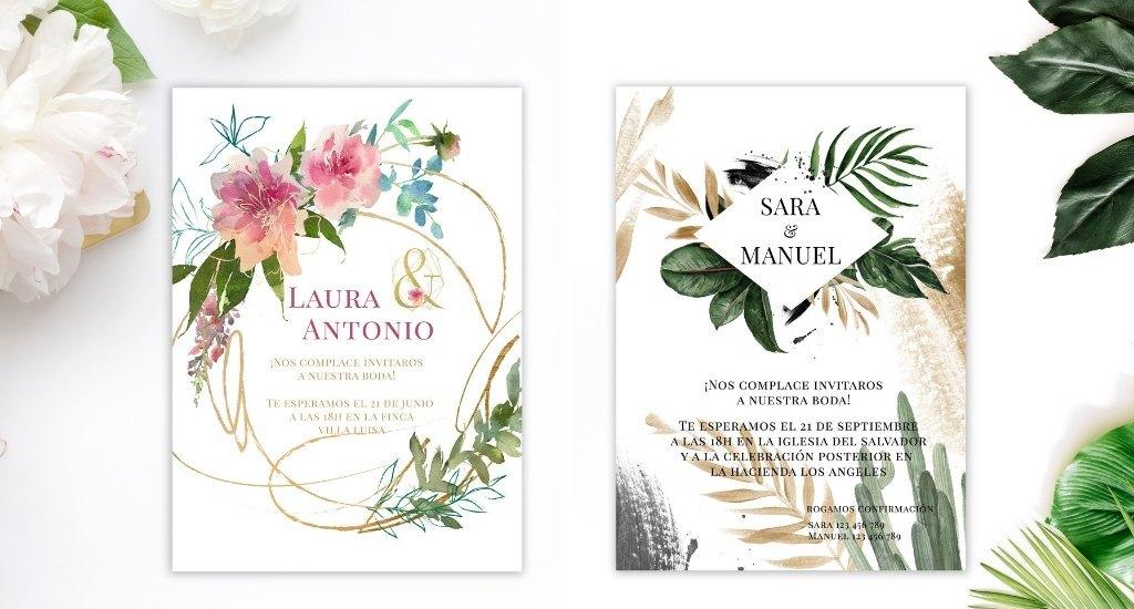 nueva coleccion para descargar 1 - Papelería para Descargar: Flower Gold y Botanic Gold