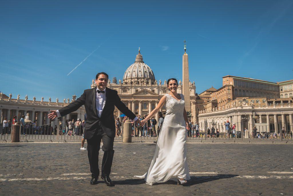 JYL 203 - Pasos para Casarte en el Vaticano