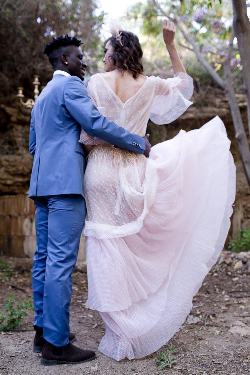 Elopement Love in Spain: destination weddings