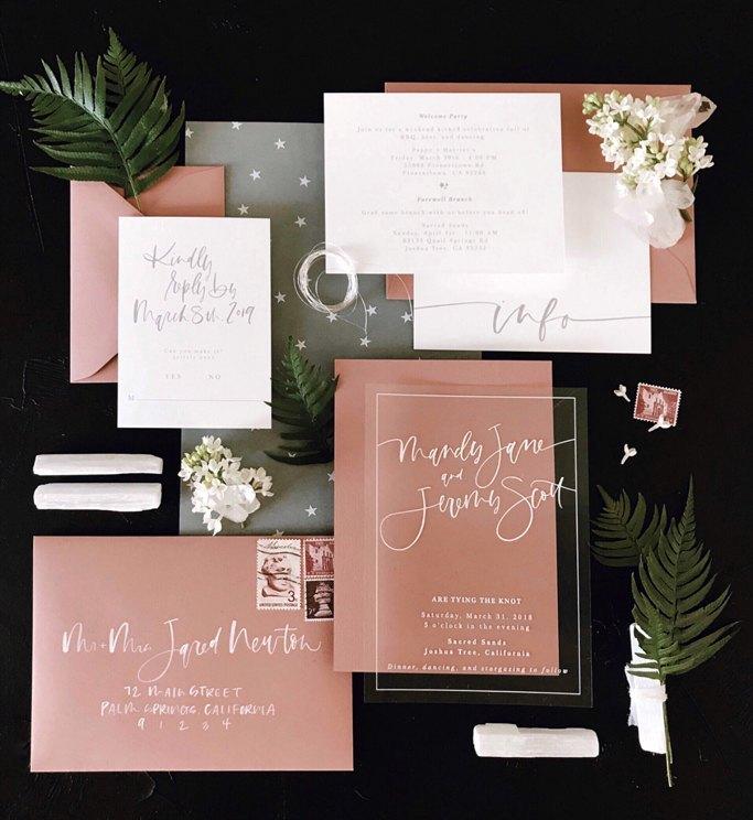 Invitaciones de boda metacrilato - Consejos para Entregar tus Invitaciones a Tiempo