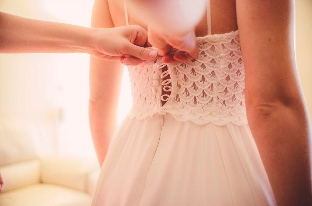 vestido novia guipour pretaemporter - Pret a Emporter hace Realidad tu Vestido de Novia Soñado