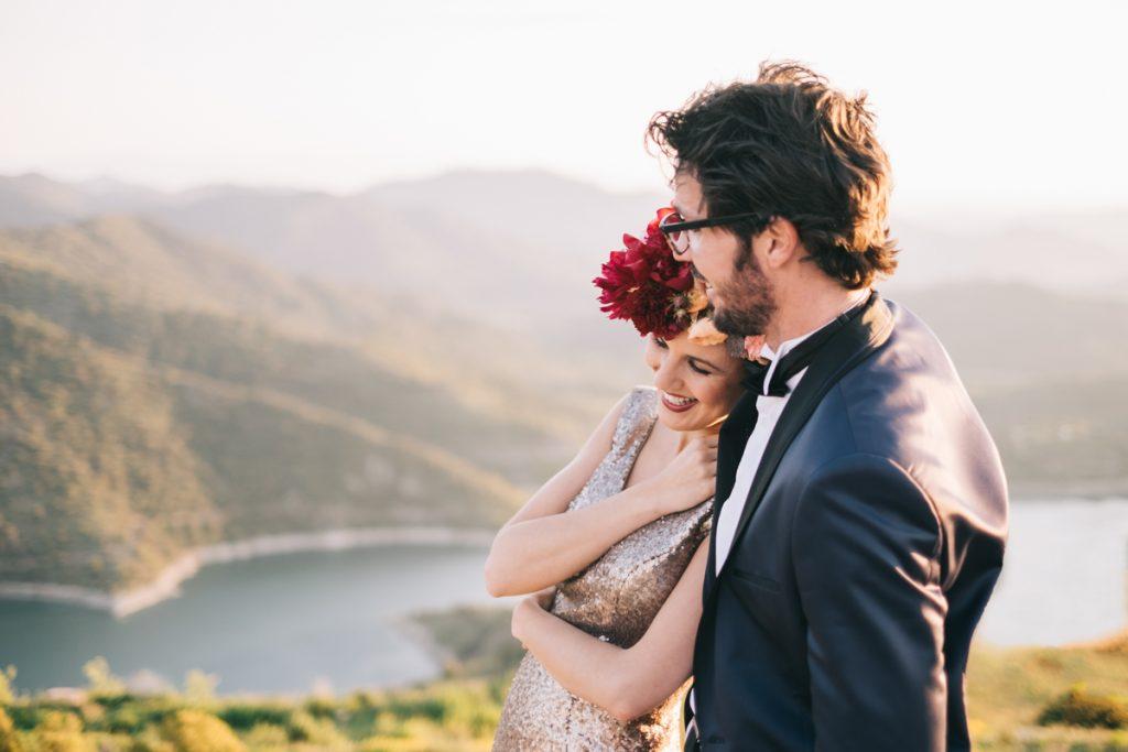 fotografo de bodas barcelona xavier baragona 5 - La Creativa Mirada de The Love and Roll
