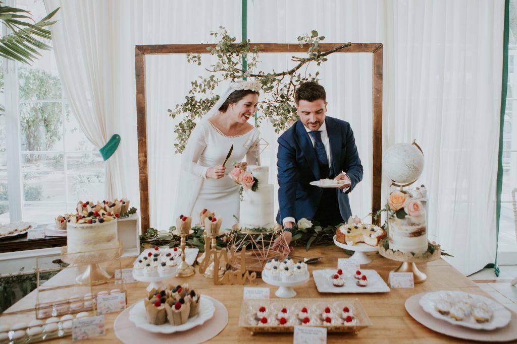 proveedores imprescindibles para una boda: repostería