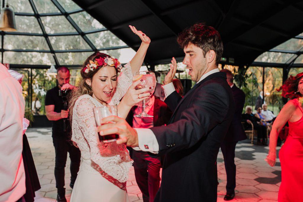 boda en finca prados moros Madrid 1 - Boda en un Embarcadero en Medio de la Sierra