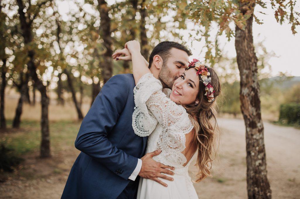 boda en finca prados moros Madrid 50 - Boda en un Embarcadero en Medio de la Sierra