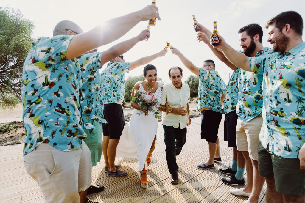 26 errores de los invitados de boda