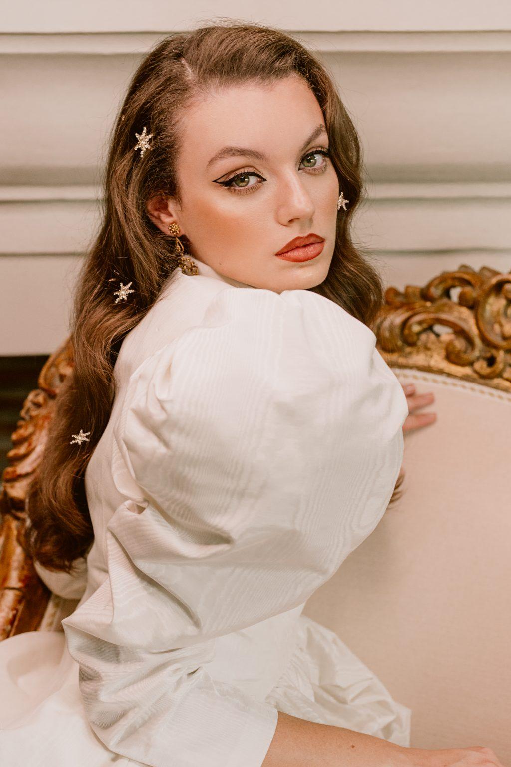 tendencias en maquillaje de novia 2020 6 - Propuestas para el Maquillaje y Peinado de Novias 2020