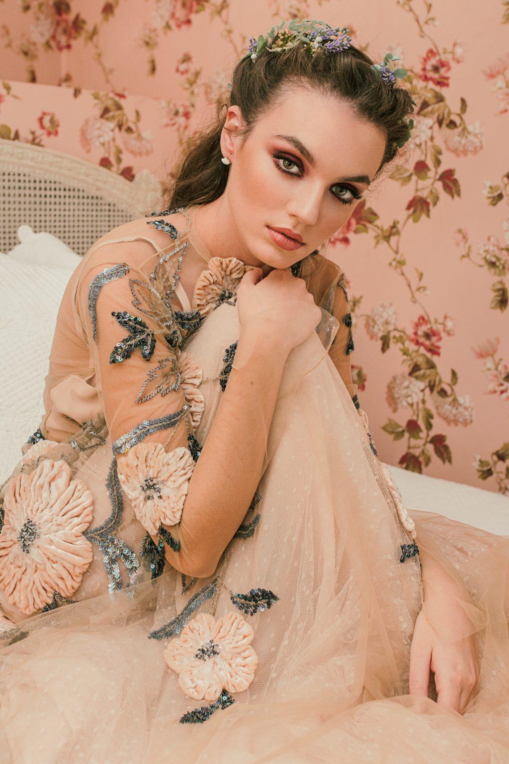 tendencias en maquillaje de novia 2020 7 - Propuestas para el Maquillaje y Peinado de Novias 2020