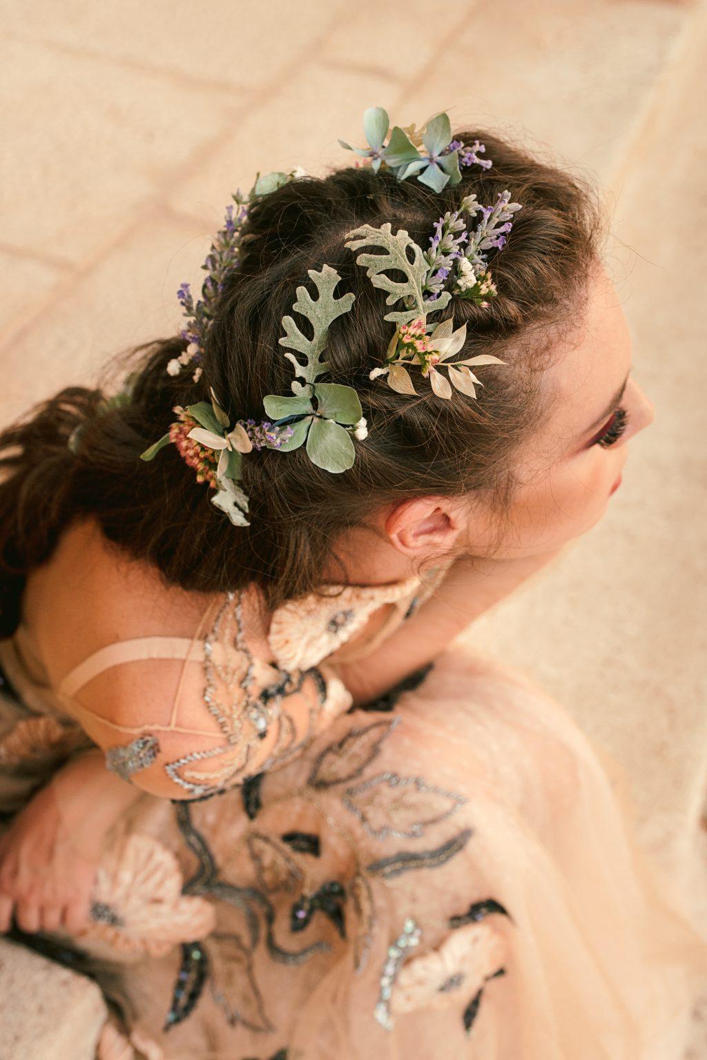 tendencias en maquillaje de novia 2020 9 - Propuestas para el Maquillaje y Peinado de Novias 2020
