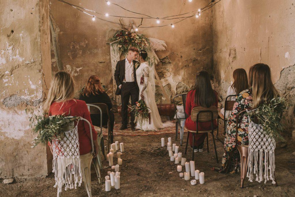 Inspiración boda western almería 23 - Inspiración en el Poblado Western Leone en Almería