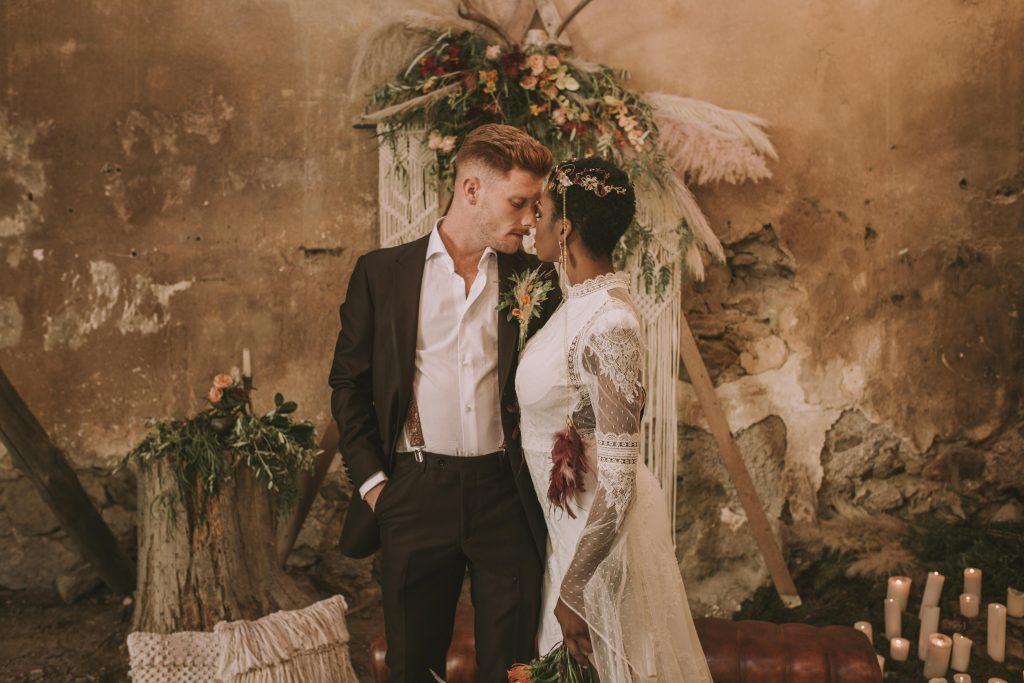 Inspiración boda western almería 24 - Inspiración en el Poblado Western Leone en Almería