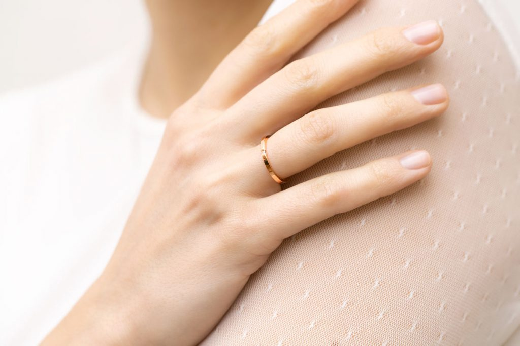 Tipos de alianzas de boda 2 - Los 6 Tipos de Alianzas de Boda que Puedes Elegir