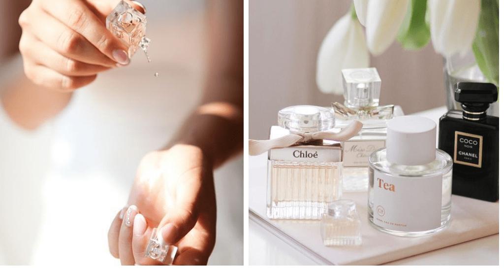 10 perfumes para el novio y la novia - 10 Propuestas para elegir el Perfume de tu Boda
