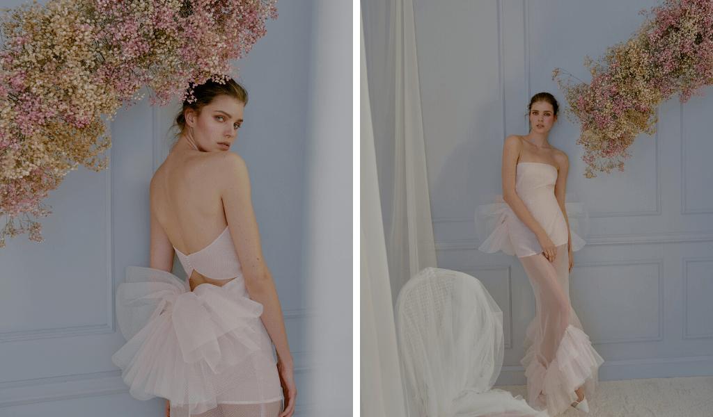 Vestidos de Novia Angela Pedregal 5 - In Nubibus, la Nueva Colección de Vestidos de Ángela Pedregal