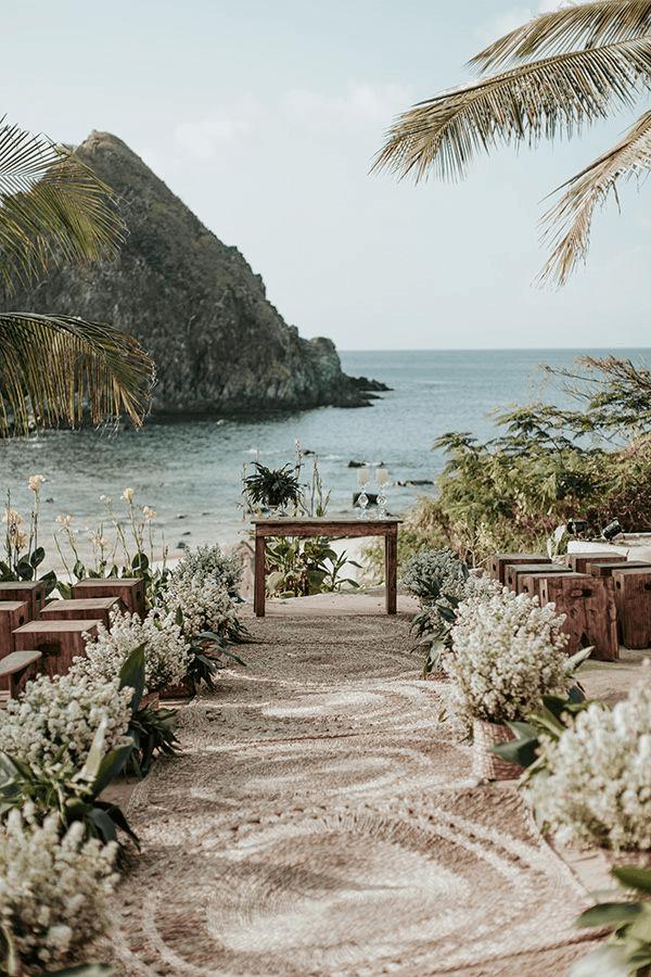 como organizar una boda civil en la playa