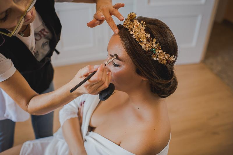 pyd boda adelanto 007 - Paloma y su Falda de Plumas de Colores