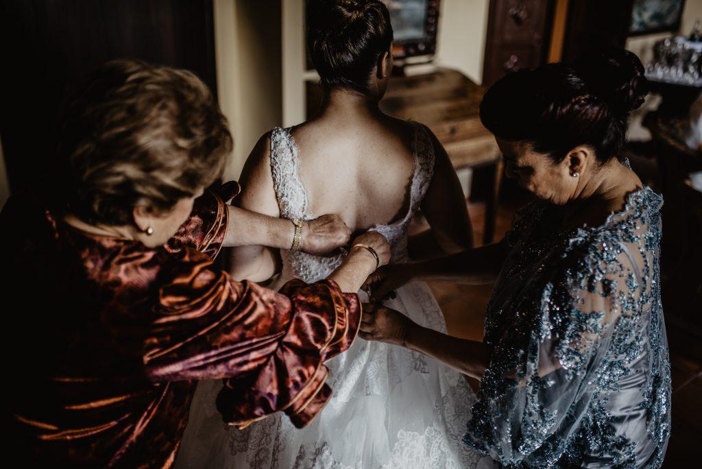 Fotografía vintage y boho para bodas en Barcelona