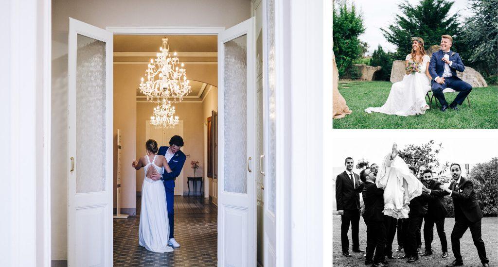 Mejores fotógrafos de boda en Barcelona Laura Arroyo