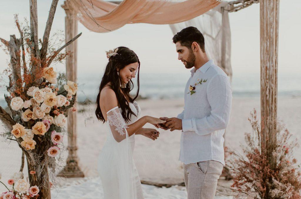 Organizar una boda de destino en una isla paradisaica