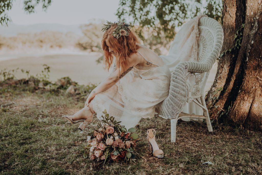 Inspiración boda romantica editorial sempiterno 11 - Inspiración Hippie Romántico: Editorial Sempiterno