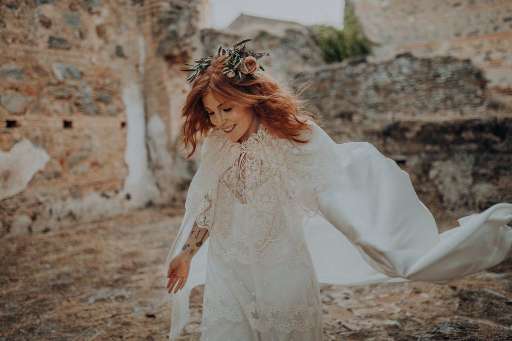 Inspiración boda romantica editorial sempiterno 20 - Inspiración Hippie Romántico: Editorial Sempiterno