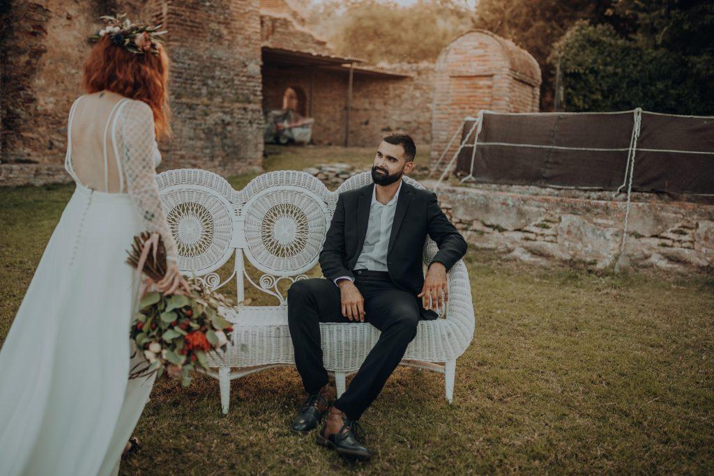 Inspiración boda romantica editorial sempiterno 43 - Inspiración Hippie Romántico: Editorial Sempiterno