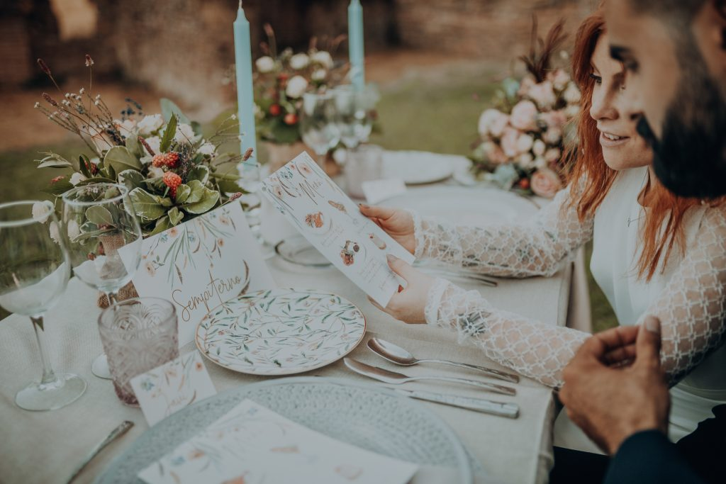 Inspiración boda romantica editorial sempiterno 60 - Inspiración Hippie Romántico: Editorial Sempiterno