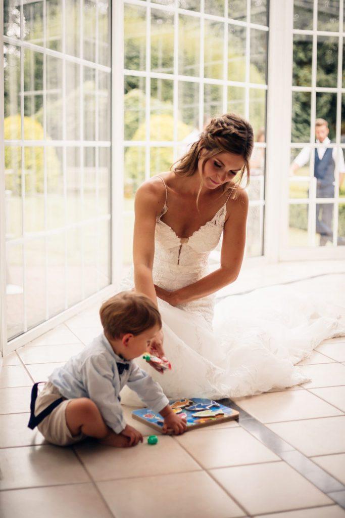 Boda Covid en Belgica Jana y Timmy 21 - BodasCovid: Como Jana y Timmy se Casaron con las Medidas ¡y Estando Embarazada!